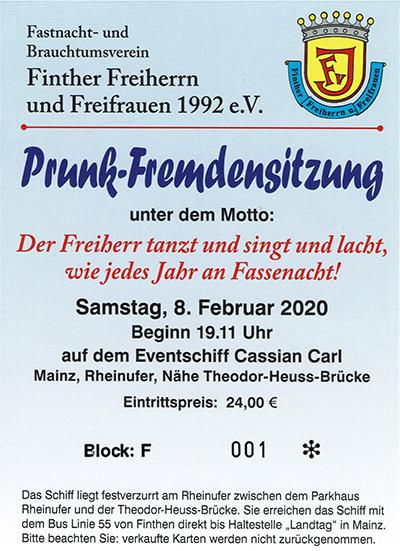 Sitzung 2020